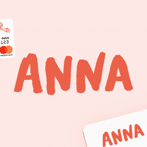 ANNA - Bank Account and Card