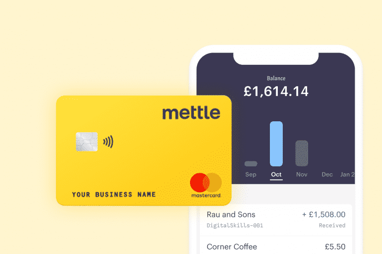 Mettle - Business Current Account