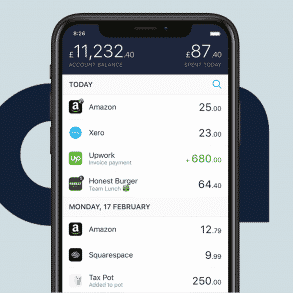 Monzo Business Account - Phone