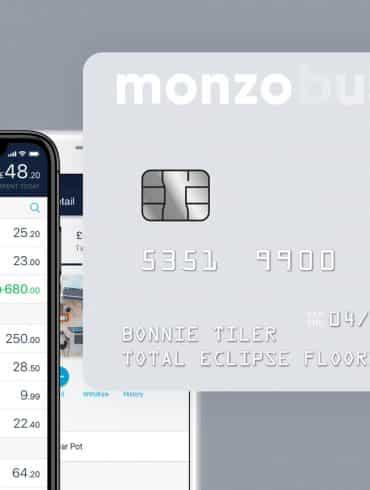 Monzo Business Account - Update
