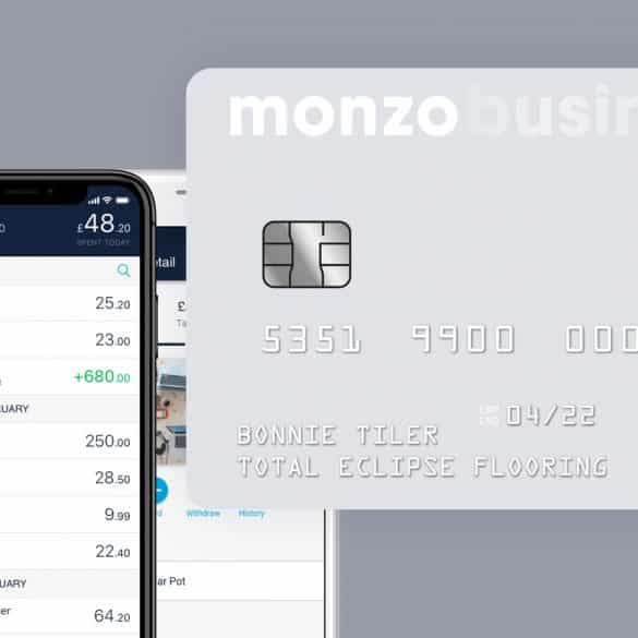 Monzo Business Account - Update