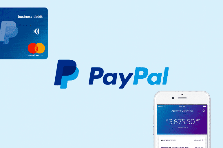 PayPal Business Debit Card Review